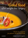 "Book cover ""Good Food After Weight Loss Surgery"", Kristel De Vogelaere"